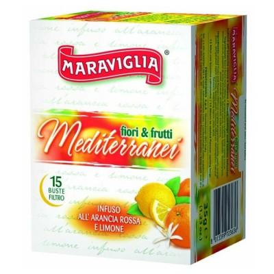 Чай Ristora Maraviglia Mediterranei - 15 броя