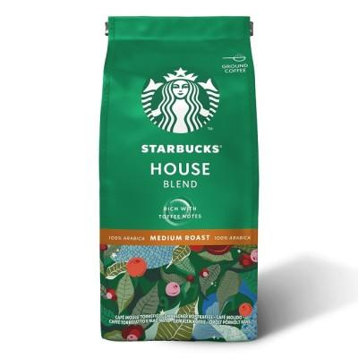 STARBUCKS House Blend - 200 г мляно кафе