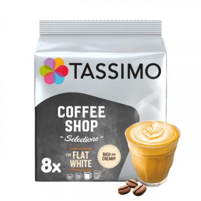 Tassimo Flat White - 8 напитки