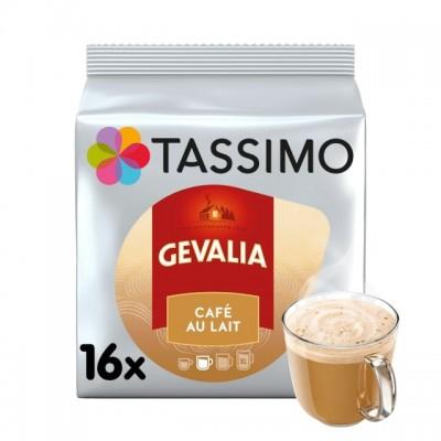 Tassimo Gevalia Café Au Lait - 16 напитки