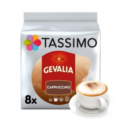 Tassimo Gevalia Cappuccino - 8 напитки