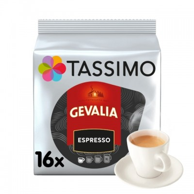 Tassimo Gevalia Espresso - 16 напитки