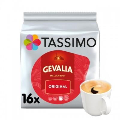 Tassimo Gevalia Original - 16 напитки