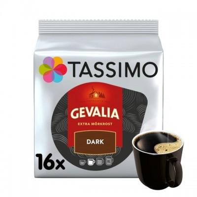 Tassimo Gevalia Dark - 16 напитки