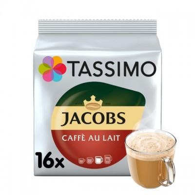 Tassimo Jacobs Café au Lait - 16 напитки