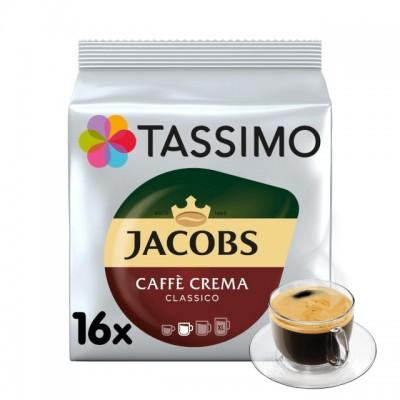 Tassimo Jacobs Caffè Crema Classico - 16 напитки