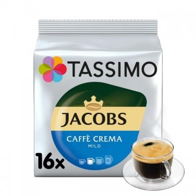 Tassimo Jacobs Caffè Crema Mild - 16 напитки