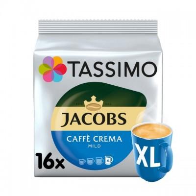 Tassimo Jacobs Caffè Crema Mild XL - 16 напитки