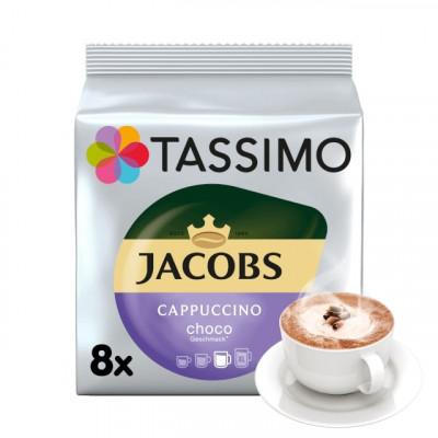 Tassimo Jacobs Cappuccino Choco - 8 напитки