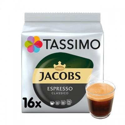 Tassimo Jacobs Espresso Classico - 16 напитки