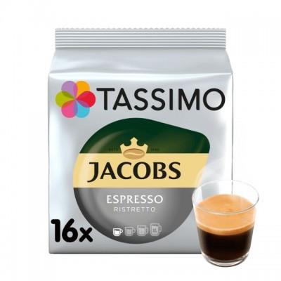 Tassimo Jacobs Espresso Ristretto - 16 напитки