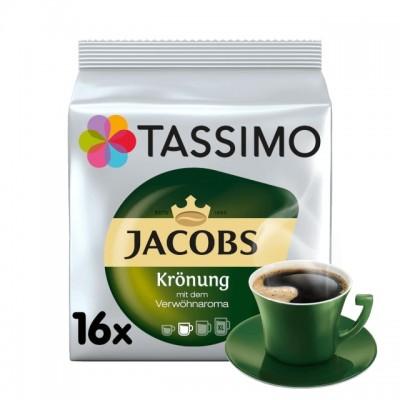 Tassimo Jacobs Krönung - 16 напитки