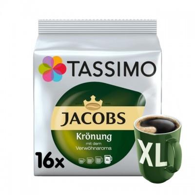 Tassimo Jacobs Krönung XL - 16 напитки