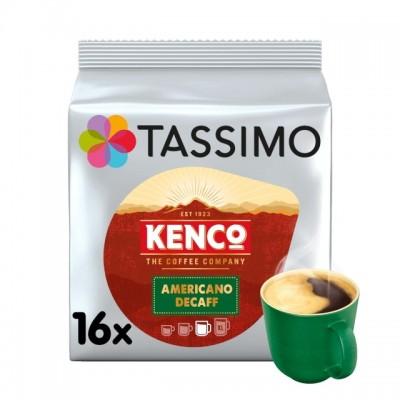 Tassimo Kenco Americano Decaff - 16 напитки