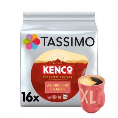 Tassimo Kenco Americano Grande XL - 16 напитки