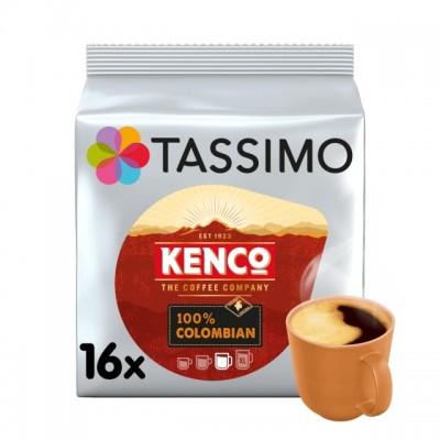 Tassimo Kenco Pure Colombian - 16 напитки