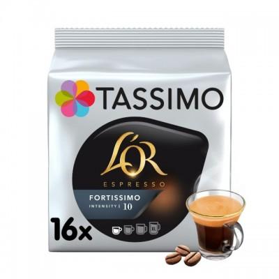 Tassimo L'OR Espresso Fortissimo - 16 напитки