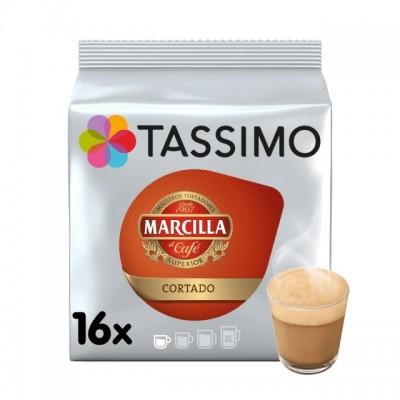Tassimo Marcilla Cortado - 16 напитки