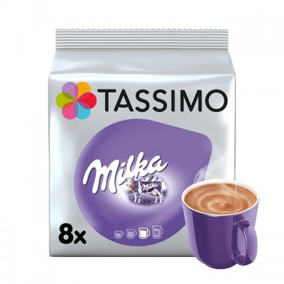 Tassimo Milka Hot Chocolate - 8 напитки