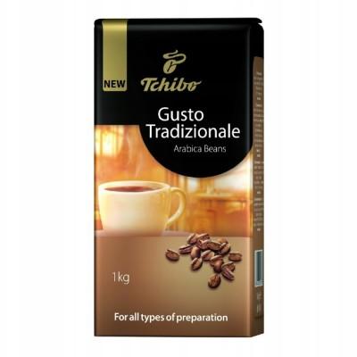 Tchibo Gusto Tradizionale - 1 кг кафе на зърна