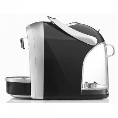 Капсулна кафемашина Caffitaly System DIADEMA S16 - сребристо и черно
