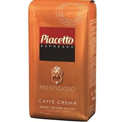 Кафе на зърна Piacetto Presitigioso Crema - 1 кг