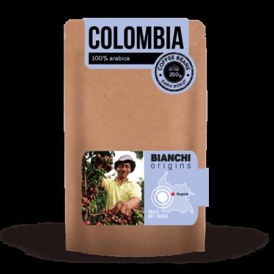 Bianchi Colombia – кафе на зърна 250 г