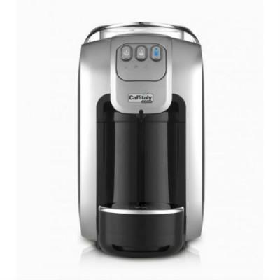 Капсулна кафемашина Caffitaly System Murex S07 - сребърно и черно