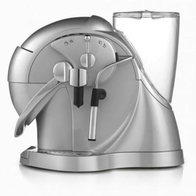 Капсулна кафемашина Caffitaly System NAUTILUS S116HS - сребро