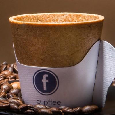 Cupffee – вафлени чаши – 10 броя по 100 мл
