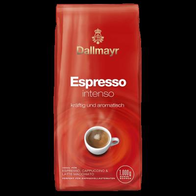 Dallmayr Espresso Intenso - 1 кг кафе на зърна