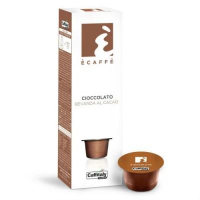 Ècaffè CIOCCOLATO - какао, горещ шоколад - 10 капсули