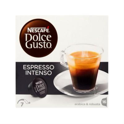 Nescafé Dolce Gusto Espresso Intenso - 16 капсули