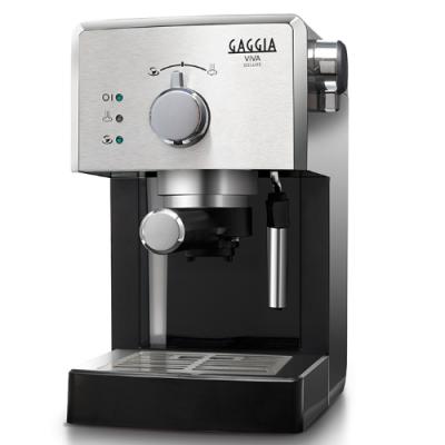 Gaggia Viva Deluxe за мляно кафе и дози E.S.E.