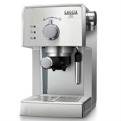 Gaggia Viva Prestige за мляно кафе и дози E.S.E.