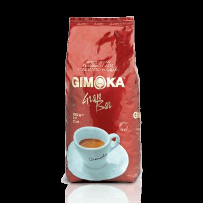 Gimoka Rosso Gran Bar - 1 кг кафе на зърна