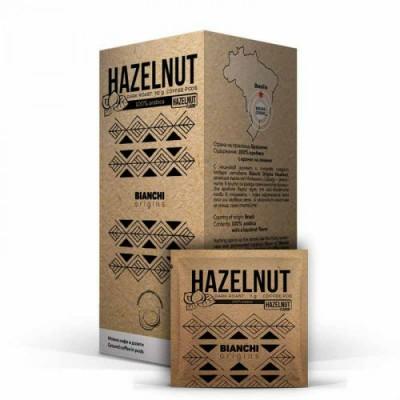 Bianchi Origins Hazelnut – дозети 16 бр.