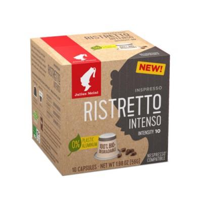 Julius Meinl Inspresso Ristretto Intenso - капсули, съвместими с Nespresso - 10 броя