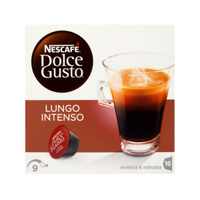 Nescafé Dolce Gusto Lungo Intenso - 16 капсули