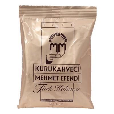 Mehmet Efendi - 100 г мляно турско кафе