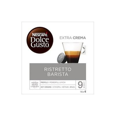 Nescafé Dolce Gusto Ristretto Barista - 16 капсули