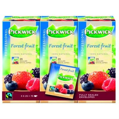 Чай Pickwick Single – Горски плодове 25 бр.