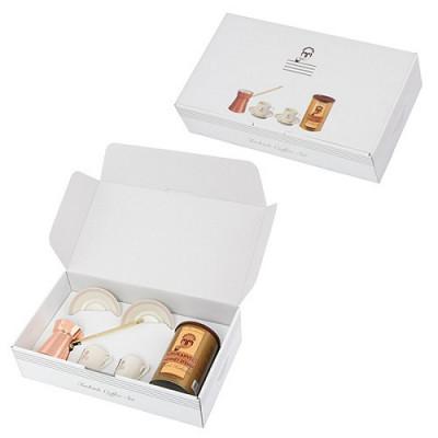 Луксозен подаръчен комплект за кафе Mehmet Efendi
