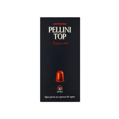 Pellini Top - 30 капсули, съвместими с Nespresso