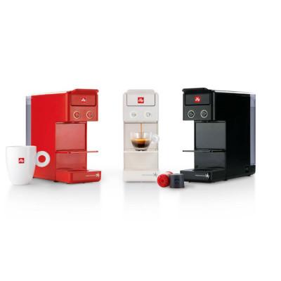 Еспресо и кафе машина Francis Francis! Y3.3 за капсули illy iperEspresso - бяла