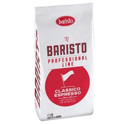 Baristo Classico Espresso – 1 кг кафе на зърна