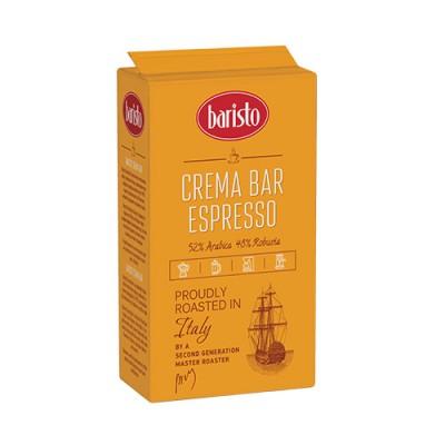 Baristo Crema Bar Espresso - 250 г мляно кафе