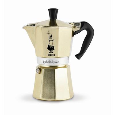 Кафеварка Bialetti Moka Express Gold - 6 чаши