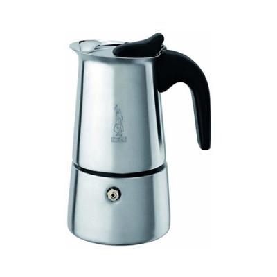 Кафеварка Bialetti Musa Satin Moka от неръждаема стомана - 2 чаши