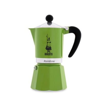 Кафеварка Bialetti Rainbow Verde  - 3 чаши